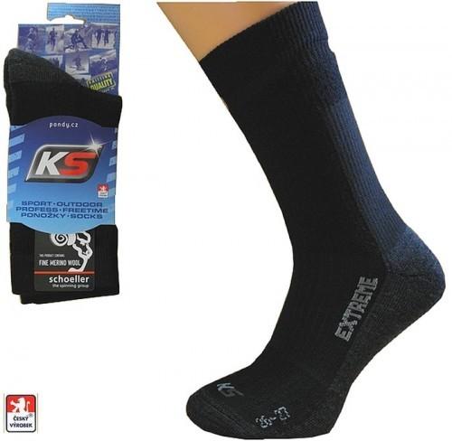 62834b59263 Ponožky MERINO vlněné pro zátěžové aktivity KS-THEX