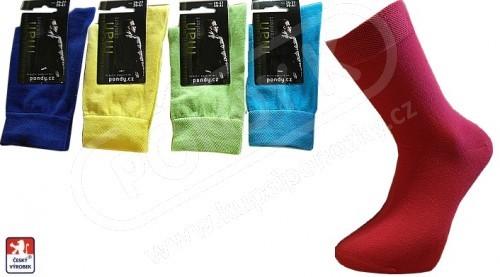 4f17c8393d5 Pánské barevné ponožky PONDY.CZ 39-47. Kat.č.