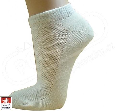 b1042c24e33 Ponožky pánské NÍZKÉ
