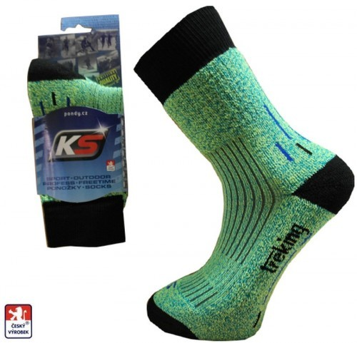 Ponožky TREK a OUTDOOR zátěžové 5d49046232
