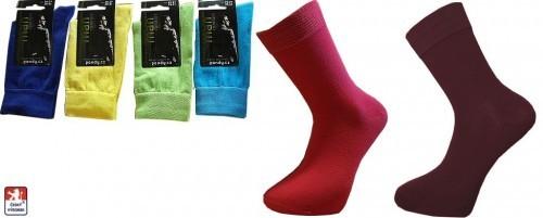 c0200eb35dc Pánské barevné ponožky PONDY.CZ 39-47