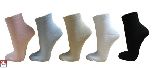 Dámské ponožky PONDY.CZ kotníkové ELASTIK 37-41 62f37d533e