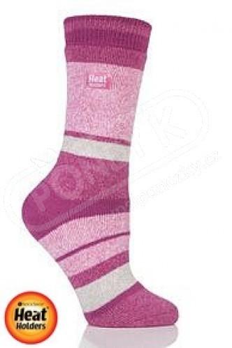 HEAT HOLDERS LITE MEDIUM ponožky dámské PRUHY 945a5cb660