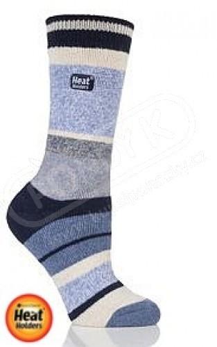 f974073e034 HEAT HOLDERS LITE MEDIUM ponožky dámské PRUHY